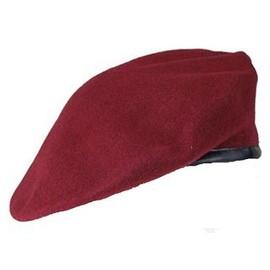 36122899e083 Beret Rouge Parachutiste Militaire Armee Francaise Casquette Chapeau Laine  Miltec 12403013 Airsoft