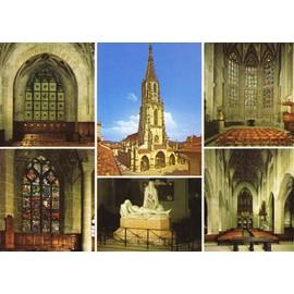 Berne Cathedrale, Multivue