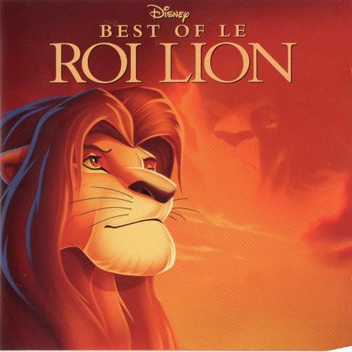 Best of le roi lion best of le roi lion cd album rakuten - Voir le roi lion ...
