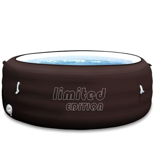 spa bain remous gonflable piscine gonflable 196cm bestway lay z. Black Bedroom Furniture Sets. Home Design Ideas