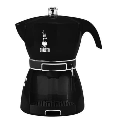 bialetti mokissima cf43 machine a cafe 20 bar doux. Black Bedroom Furniture Sets. Home Design Ideas