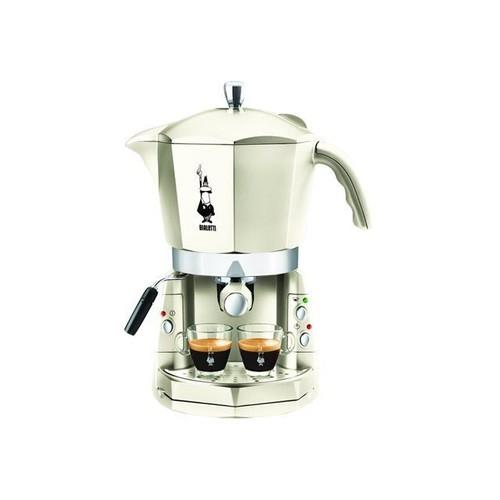 bialetti mokona cf40 machine caf avec buse vapeur cappuccino. Black Bedroom Furniture Sets. Home Design Ideas