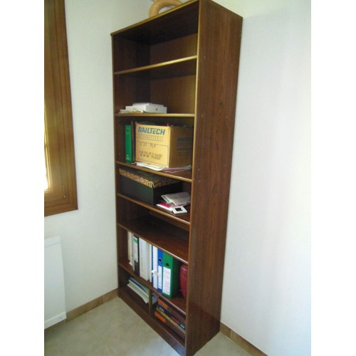 biblioth que ou meuble de rangement 7 niveaux achat et vente. Black Bedroom Furniture Sets. Home Design Ideas