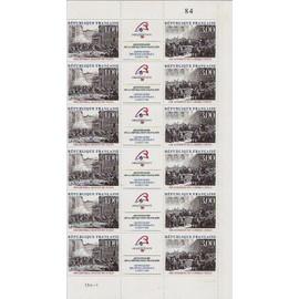 Bicentenaire De La R�volution. Philexfrance 1989. Y&t 2538a