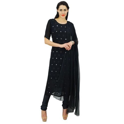 71a851cda3a bimba-aux-femmes-kurta-ready-made-de-droite-avec-dupatta-la-broderie -indienne-usure-partie-salwar-robe-kameez-noir-1125115726 L.jpg