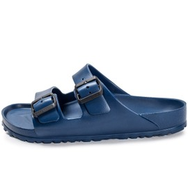 birkenstock arizona eva bleu marine sandales homme achat et vente. Black Bedroom Furniture Sets. Home Design Ideas