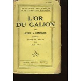 L'or Du Galion de Birmingham George A