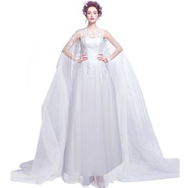 Broderie Sans Bandage Mariee Blanc Manches Femmes Robes Sexy De qMzVGjLSUp