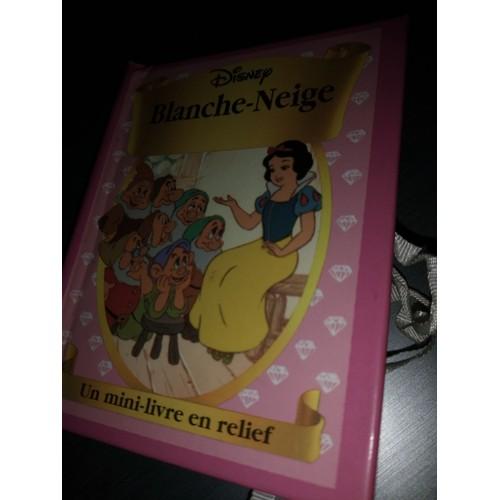 Blanche Neige Un Mini Livre En Relief