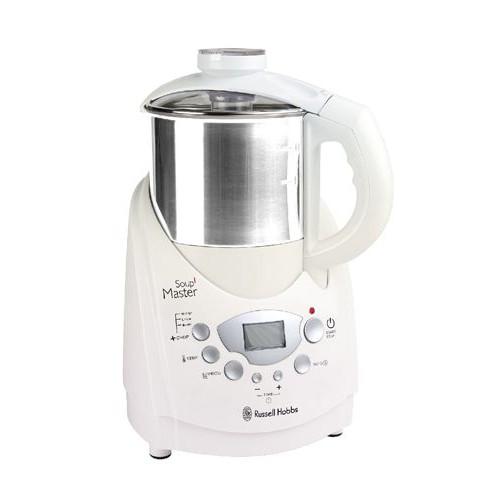 une soupe maison en 30 minutes le soup 39 master de russell hobbs cuit et mixe tous vos l gumes. Black Bedroom Furniture Sets. Home Design Ideas