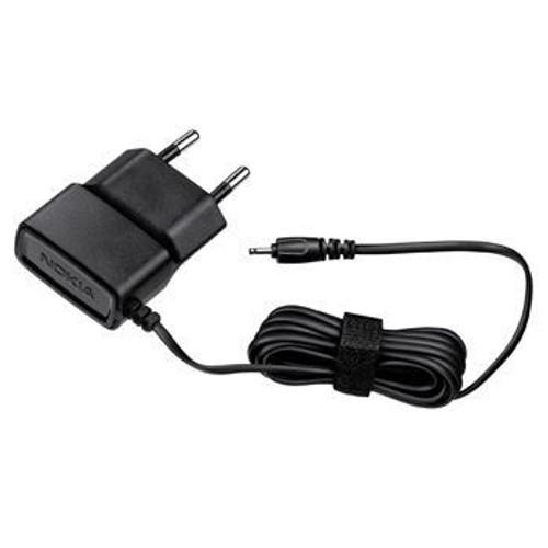 Bloc d'alimentation AC-5E d'origine / chargeur / c able de charge / c able  d'alimentation pour Nokia 100 101 500 Fate 5235 5250 6288 6650 T-Mobile