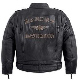 Blouson Cuir Harley Davidson Th