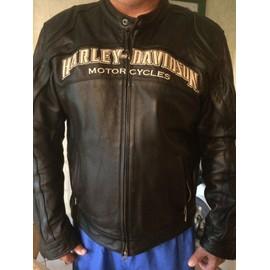 Blouson Harley Rn Cuir Davidson Moto 103819ca03402 Xl Rakuten Noir wTxrUwf