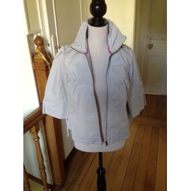 Blouson Tipster Gris Taille 36