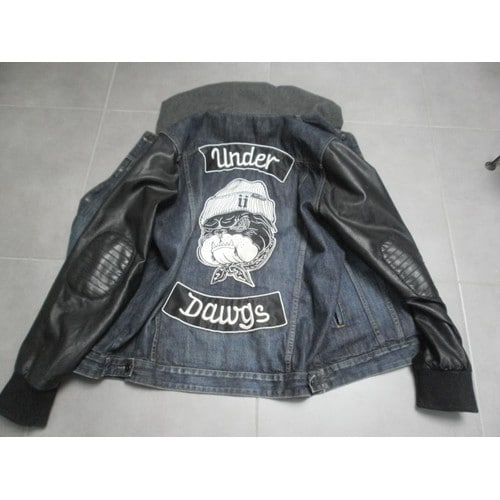 more photos b7377 13931 blouson-unkut-veste-jean-unkut-jacket-dawgs-raw-jean-xl-bleu -fonce-1101775800 L.jpg