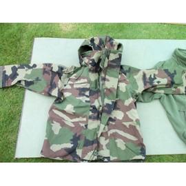 Camouflage Tex Chasse Peche Militaire Wotxt Gore Neuve Veste Blouson QoWErdCexB