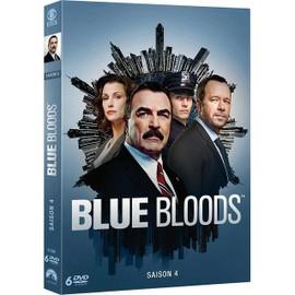 blue bloods saison 4 dvd zone 2 priceminister rakuten. Black Bedroom Furniture Sets. Home Design Ideas