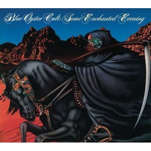 some enchanted evening blue oyster cult cd album