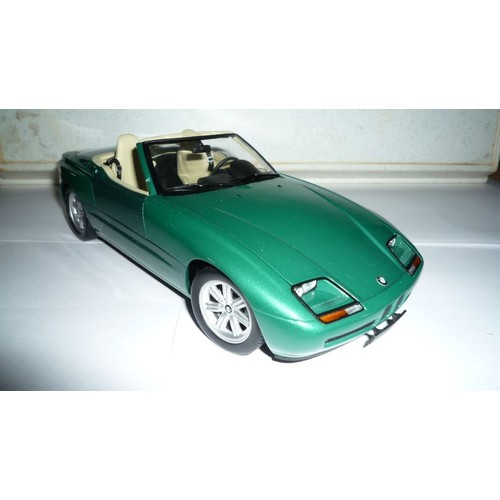 bmw z1 verte 1991 1 18 minichamps neuf et d 39 occasion sur rakuten. Black Bedroom Furniture Sets. Home Design Ideas