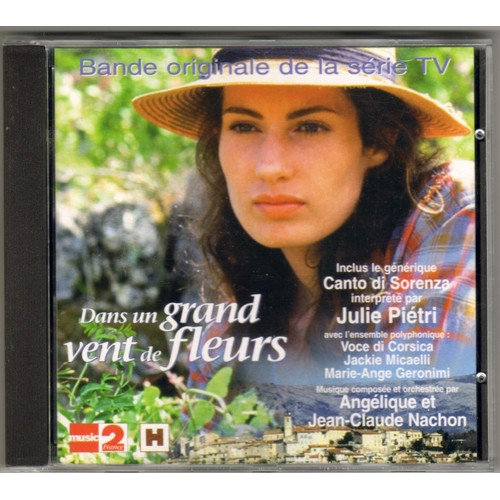 Bo de la s rie tv dans un grand vent de fleurs cd album for Dans un grand vent de fleurs