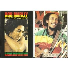 Bob Marley Rasta Revolution & Ref 948