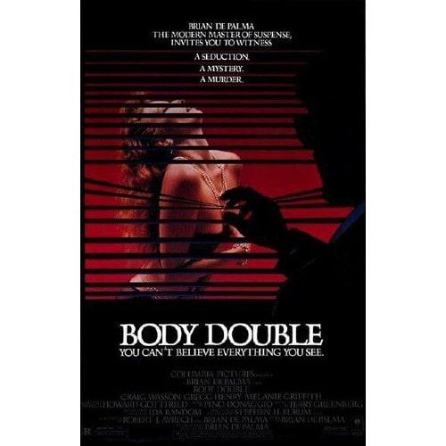Body double de de brian dvd zone 2 priceminister rakuten - Code avantage aroma zone frais de port ...