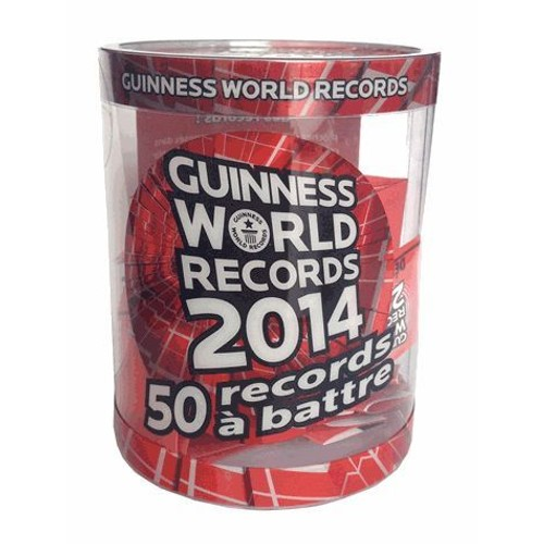 world guinness records 2014 pdf