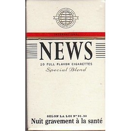 California classic cigarettes Winston white
