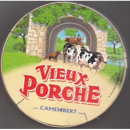 bo te de camembert vide vieux porche camembert au lait. Black Bedroom Furniture Sets. Home Design Ideas