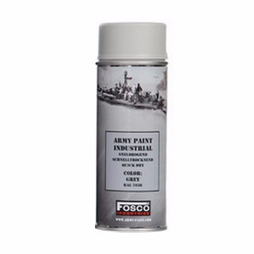 bombe de peinture army paint gris 400 ml achat et vente rakuten. Black Bedroom Furniture Sets. Home Design Ideas