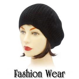 bonnet beret fashion wear noir collection femme automne hiver. Black Bedroom Furniture Sets. Home Design Ideas