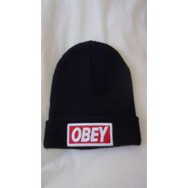Bonnet Obey Noir Taille Unique À , 49%