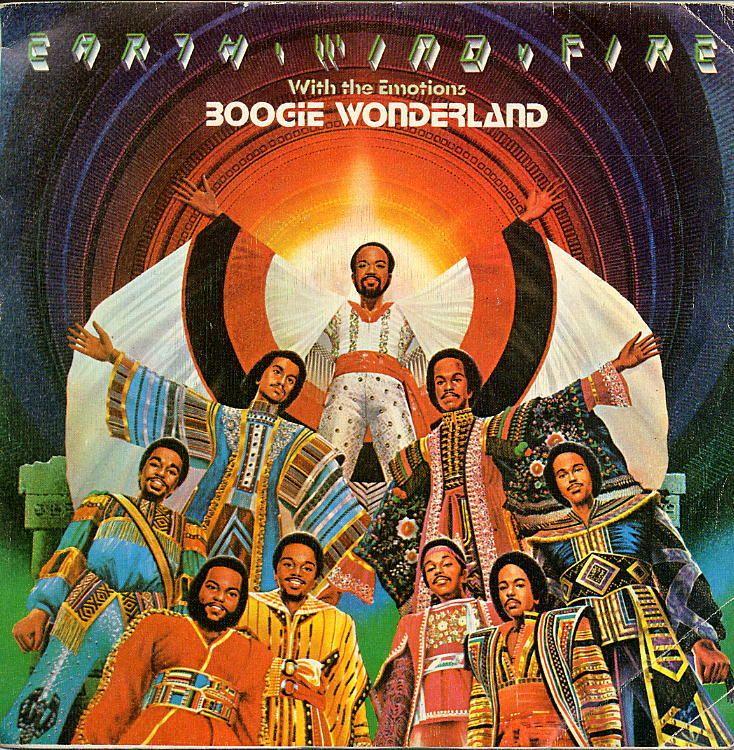 Boogie Wonderland Version Instrumentale Pressage