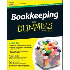 Bookkeeping For Dummies - Australia / Nz de Veechi Curtis