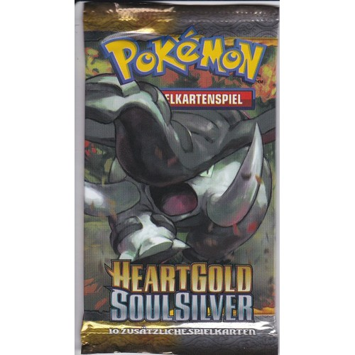 Booster Pokemon - Heartgold Soulsilver neuf et d'occasion ...