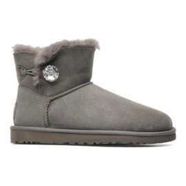 Vente Bling Mini 1016554gr Et Button Boots Ugg Bailey Achat 1UwI68qF