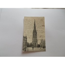 Bordeaux Tour Saint Michel