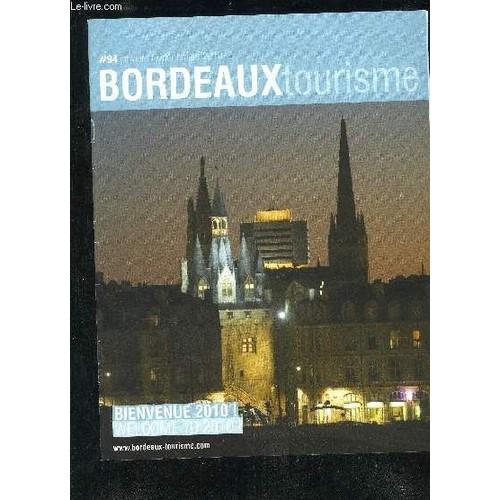 office de tourisme bordeaux agenda