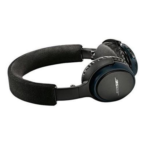 bose soundlink on ear bluetooth casque achat et vente. Black Bedroom Furniture Sets. Home Design Ideas