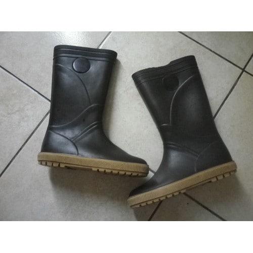 bottes de pluie enfant achat vente de chaussures. Black Bedroom Furniture Sets. Home Design Ideas