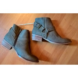 Petite annonce Bottines Cache-Cache 37 Taupe - 95000 CERGY