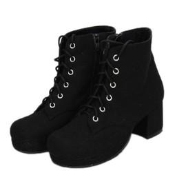 Gothic Chaussure Talons Punk À Lolita Rock Style Bottines Gothique Tza71qww