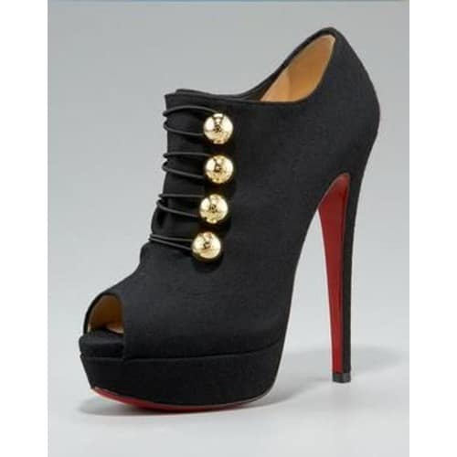 bottines louboutin 2010