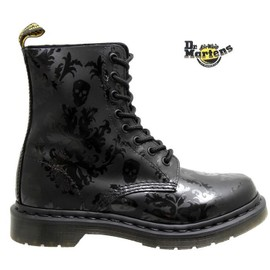 bottines dr martens noire modele cassidy achat et vente. Black Bedroom Furniture Sets. Home Design Ideas