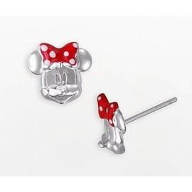 Boucles d'oreilles disney or