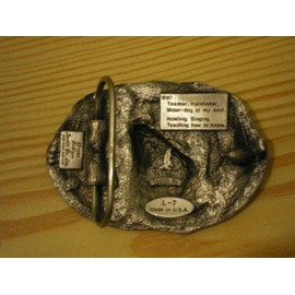 e8ebc46aab5 Boucle De Ceinture Loup Hurlant Pleine Lune - Achat et vente - Rakuten
