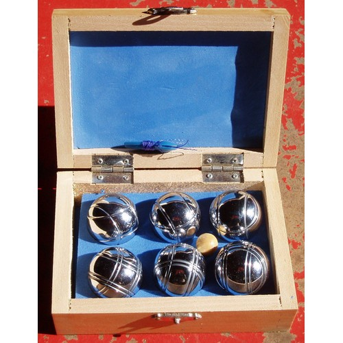 Boules de p tanque miniatures achat et vente for Prix boules de petanque