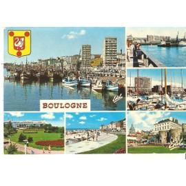 Boulogne sur mer quai gambetta gare maritime et quai des paquebots port de plaisance jardins - Port de plaisance de boulogne sur mer ...