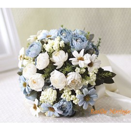 Bouquet De Mariage Fleur Artificielle Decoration Pour Mariee Soiree