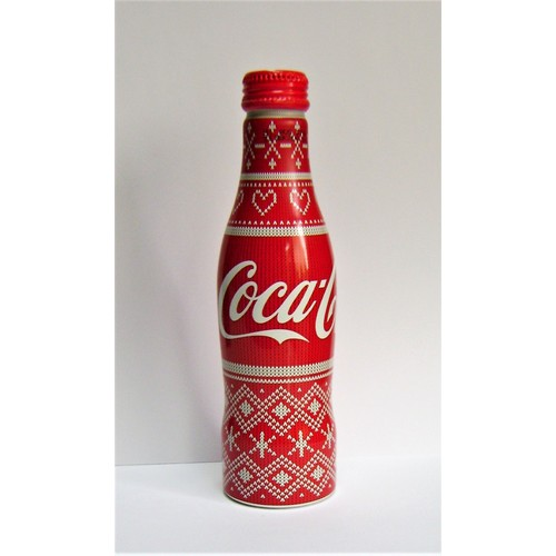 Top Bouteille Pleine Coca Cola En Alu - Noël 2016 - Neuf et d'occasion BF54